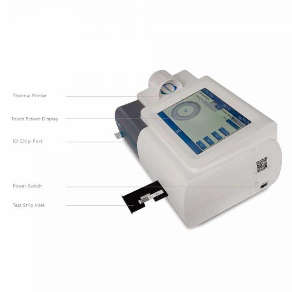 Suitable for Whole blood/ Serum/ Plasma/ Urine test.