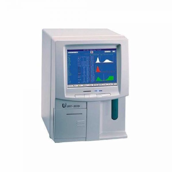 IVC Diagnostics_Advanced Point of Care Analysers_URIT 3020 Haematology Analyser