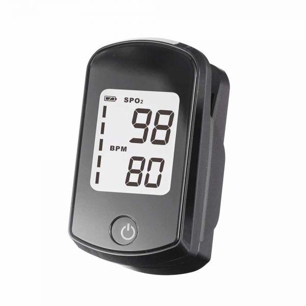 IVC Diagnostics_Fingertip Pulse Oximeter TD-8255B (Bluetooth)