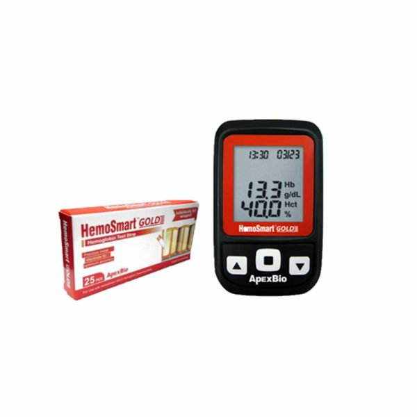 IVC Diagnostics_HemoSmart Gold Haemoglobin Screening System(3)