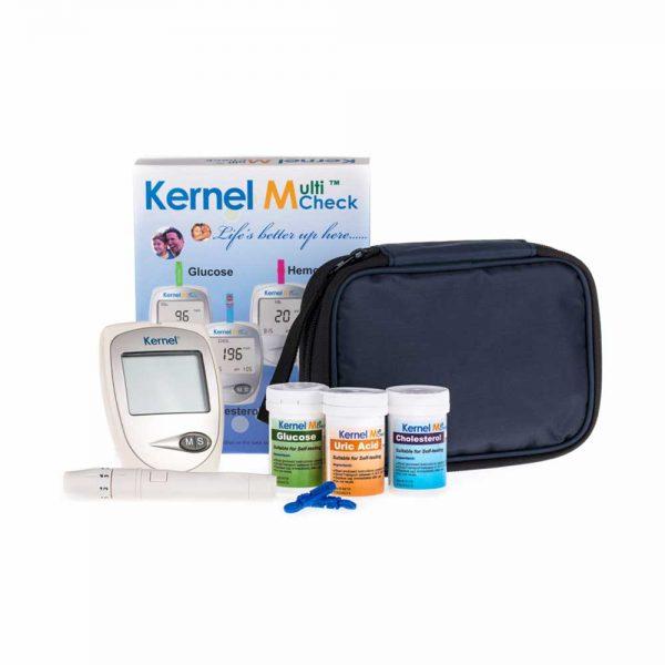 IVC Diagnostics_Kernel Glucose, Uric acid, Cholesterol meter(3)