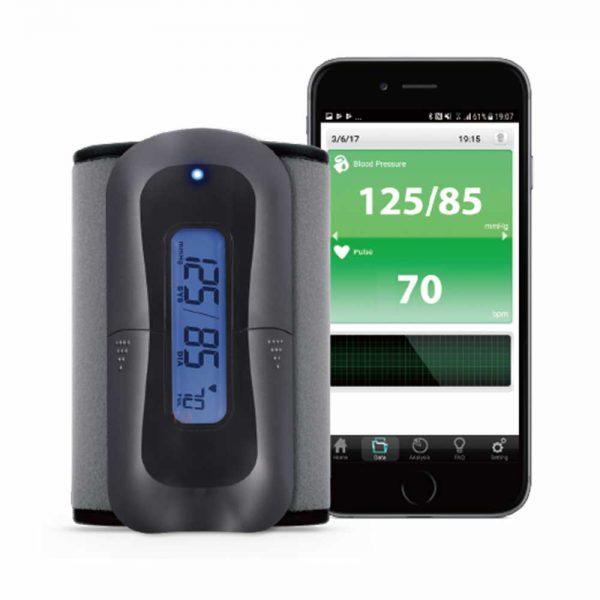 IVC Diagnostics_Upper Arm Blood Pressure Monitor TD-3140