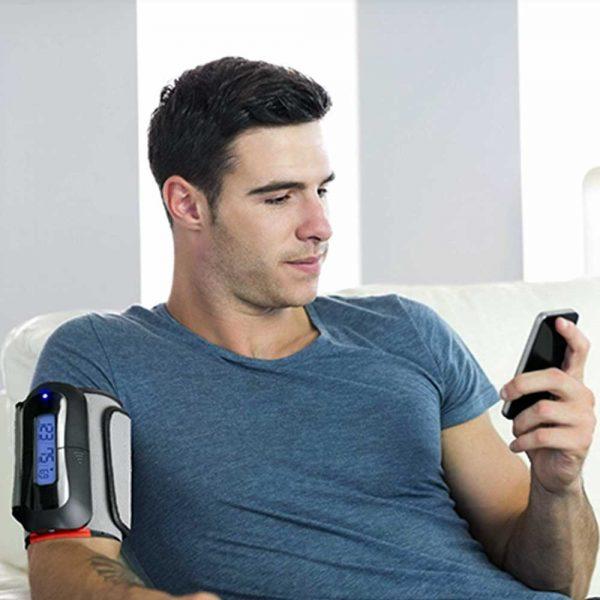IVC Diagnostics_Upper Arm Blood Pressure Monitor TD-3140(1)