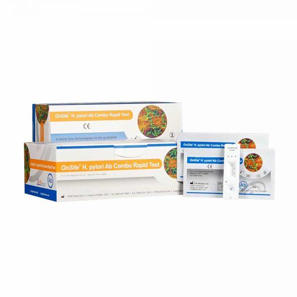 IVC Diagnostics_H. pylori Ab Combo Rapid Test CE