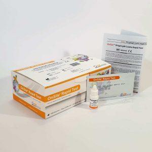 IVC Diagnostics_TB IgG IgM Combo Rapid Test