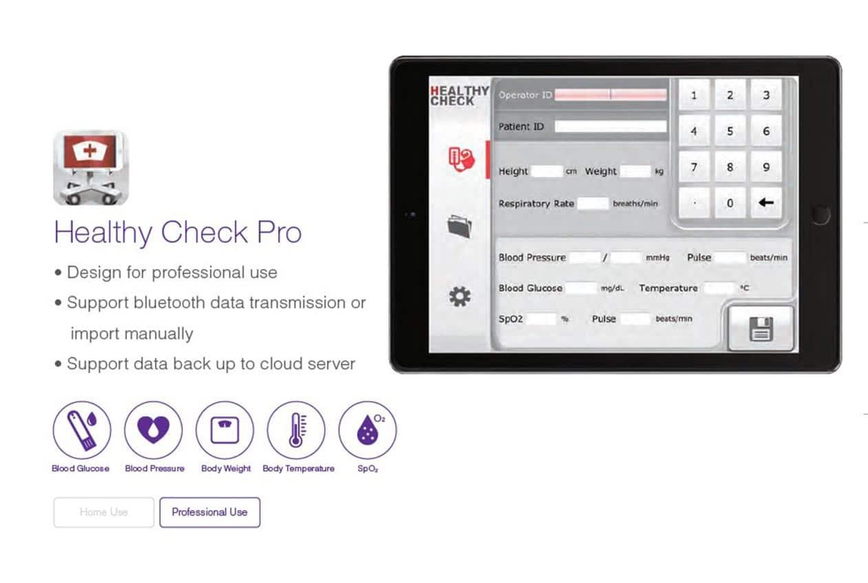 IVC Diagnostics_Sync For Life_Healthy Check Pro