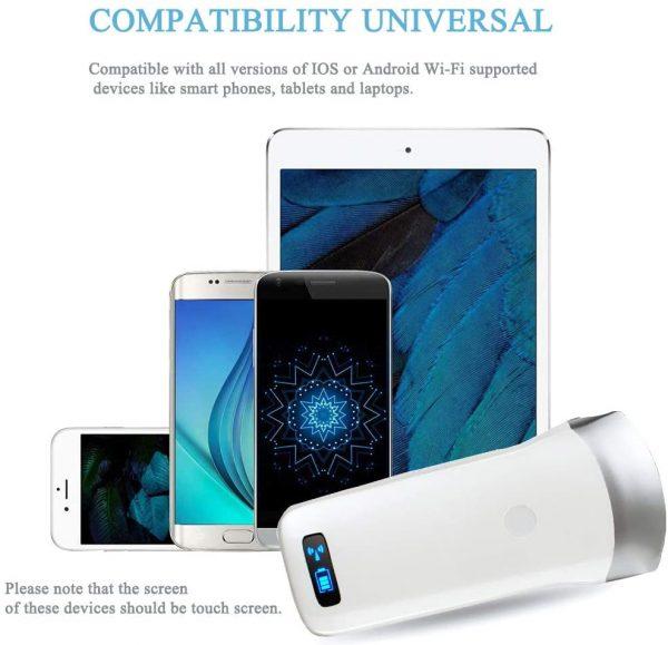 IVC Diagnostics-Portable Sonar-Convex Probe-Pic 6